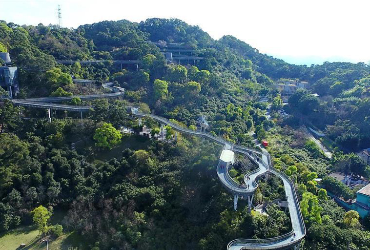 绿道建设 | 串联城市自然山水人文