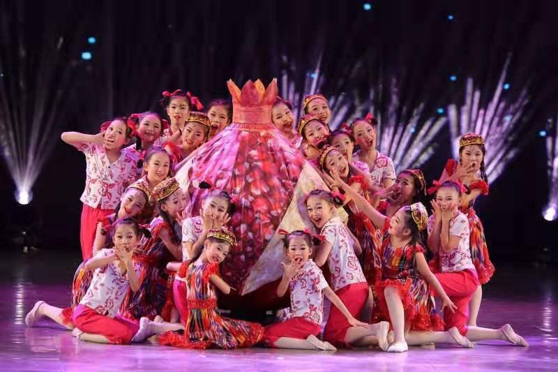 兵团少儿艺术团作品获新疆少儿舞蹈比赛一等奖