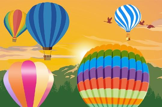 热气球——人类最早的飞行工具