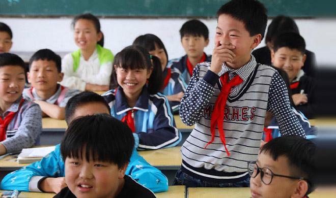 新中国奇迹 人口识字率20%↗96%