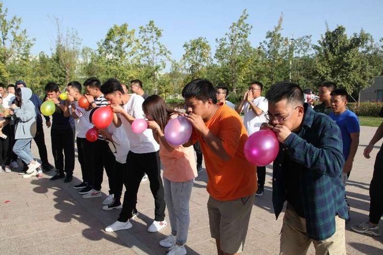 兵团党委党校举办第五届师生趣味运动会