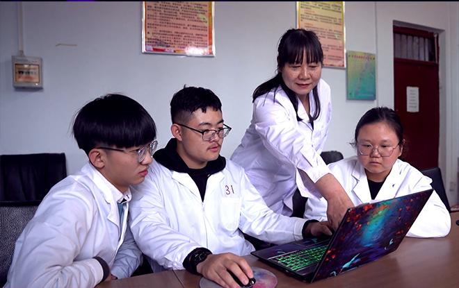 石河子大学模拟仿真实验平台让学生爱上生物化学实验课