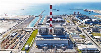 中企承建越南电厂项目在当地赢得赞誉