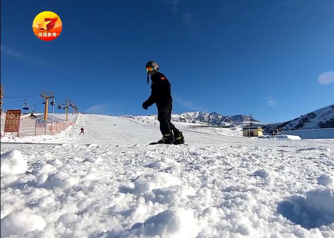 微视频   走,带你玩冰雪、品美食!