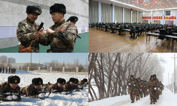兵团大冬训 兵团面向内地集中选调干部培训班结业