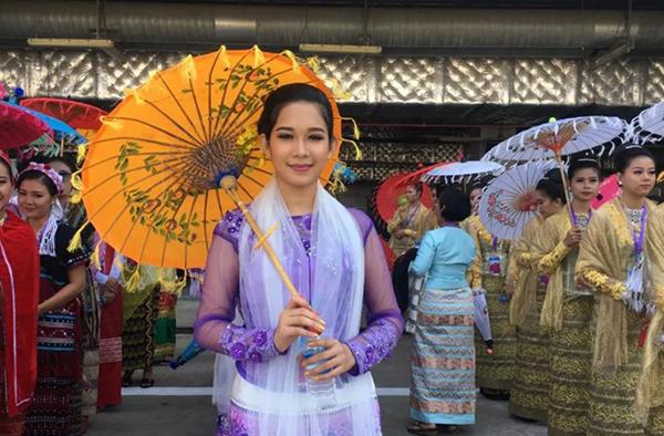 视频来了   缅甸欢迎习主席到访,看现场气氛多热烈!