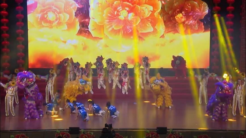 舞蹈《美丽中国走起来》