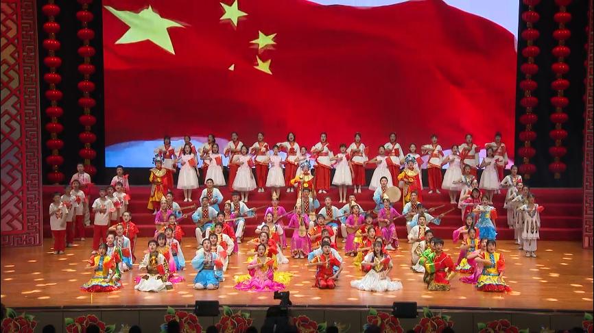 歌舞《我和我的祖国》