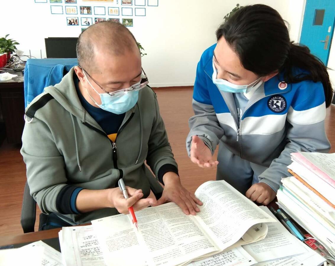 华山中学全力以赴做好高考学子的教学工作