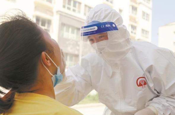 三师图木舒克市与喀什地区兵地联防联控抗击疫情