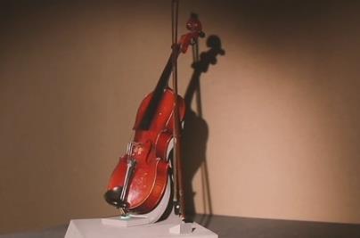 一把小提琴奏响永恒旋律