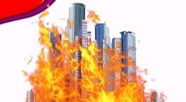 小贴士丨@所有人 高层建筑发生火灾咋逃生