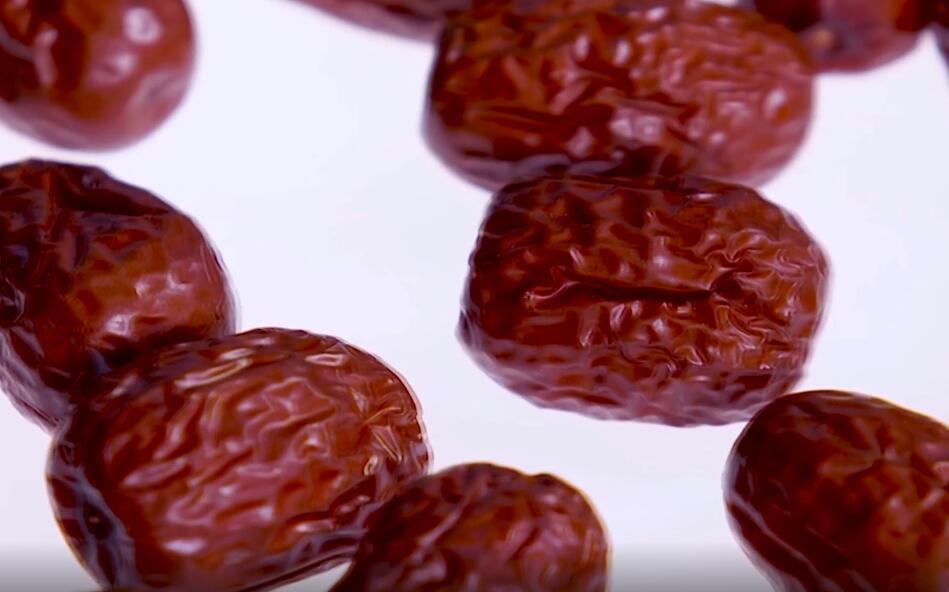 我们的生活像红枣一样甜蜜!