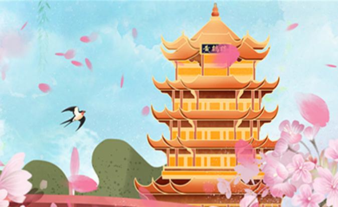 3754篇新闻报道里看武汉的春天