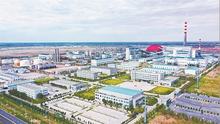 五家渠经济技术开发区发展纪实
