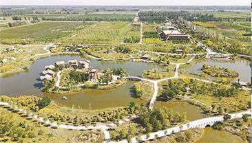 绿美南疆林业产业园提供近千岗位