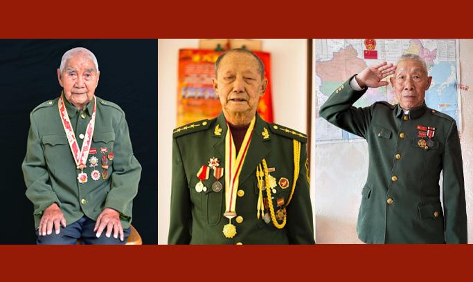 致敬八一·兵团记忆  听老兵忆峥嵘岁月
